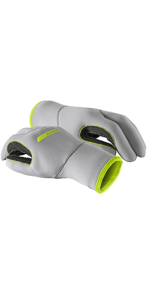 2018 Zhik Superwarm Neoprene Gloves Grey 1100