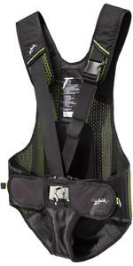 2019 Zhik T3 Trapeze Harness Black HRN0030