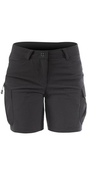 2019 Zhik Womens Harbour Shorts Black SRT0270