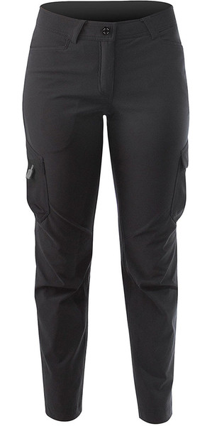 2019 Zhik Womens Harbour Trousers Black PNT0270