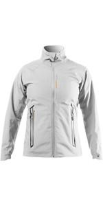 2021 Zhik Womens INS100 Inshore Sailing Jacket JKT0110W - Platinum