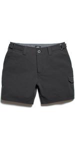 Zhik Womens Technical Deck Shorts BLACK SHORT355