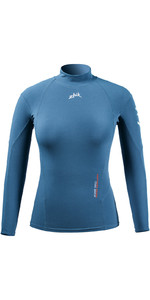 2021 Zhik Womens XWR Pro Sailing Top DTP-0093 - Dark Blue