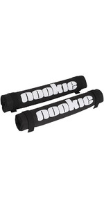 2021 Nookie Roof Rack Bar Pads 45cm Black AC050