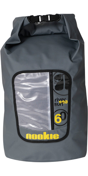 2018 Nookie 60 Litre Dry Bag with Ruck Sack Straps AC061