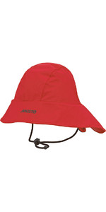 2020 Musto SouWester Hat RED AS0271
