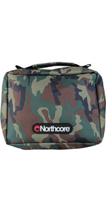 2019 Northcore Basic Surfer Travel Kit Pack / Bag CAMO NOCO15B