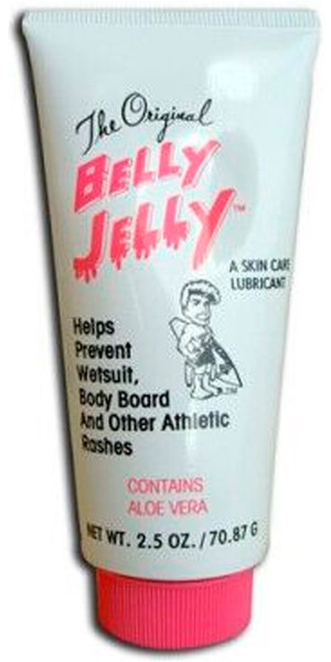 2018 Belly Jelly Wetsuit Anti-Rash Lubricant Gel BEL-001