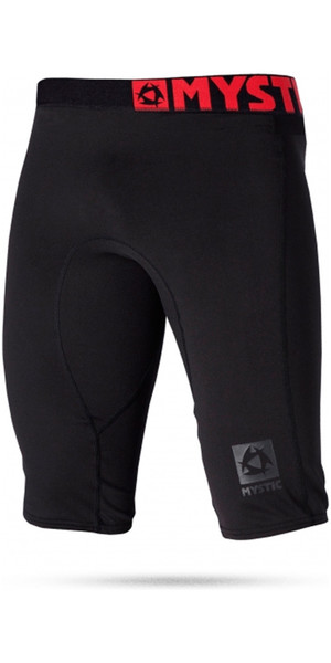 Mystic Mens Bipoly Thermo Shorts BLACK 140075