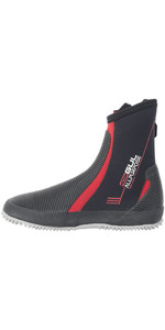 Gul All Purpose 5mm Boots in Black / RED BO1276