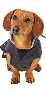 Dryrobe Dog Robe DRDR1 - Black Grey