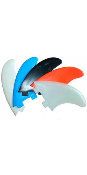 2018 Eurofins C Model - FCS Compatible Surfboard Fin EUR-C (set of 3)