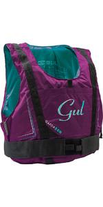 2019 Gul Womens Garda 50N Buoyancy Aid Italian Plum GM0162-A7