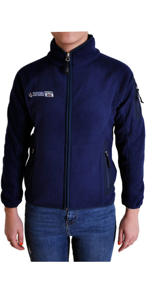 Henri Lloyd Junior TEAM GBR RYA Eco Fleece Jacket in MARINE Y20079RYA