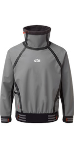 2020 Gill Mens ThermoShield Dinghy Top 4367 - Steel Grey