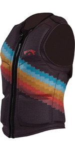 2021 Billabong Mens T-Street Wakeboard Impact Vest W4VS53 - Stripe