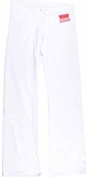 Jetty Ladies Interstate Sweat Pants WHITE S1367