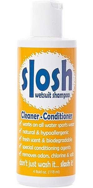 2018 Jaws Slosh Wetsuit Shampoo & Conditioner 118ml SLO001