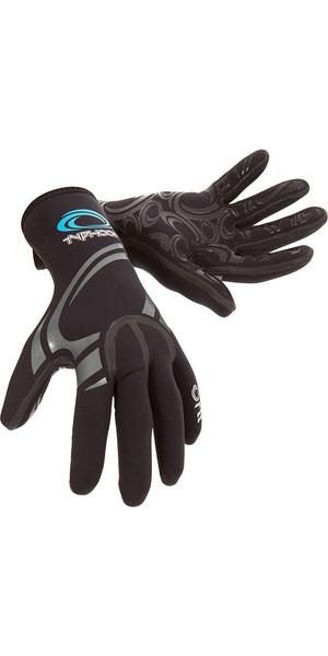 2018 Typhoon Kona 1.5mm GBS Neoprene Gloves Black 310310