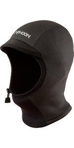 2018 Typhoon Kona 3mm GBS Neoprene Hood Black 225310