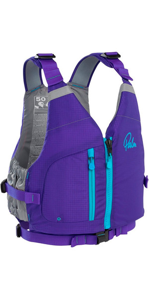 2018 Palm Ladies Meander 50N PFD PURPLE 11458