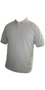 Musto Fast Dry Polo in PLATINUM MP0610CC