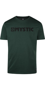 2020 Mystic Mens Brand Tee 190015 - Cypress Green