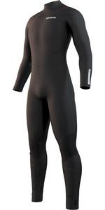 2021 Mystic Mens Marshall 3/2mm Back Zip Wetsuit 210066 - Black