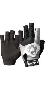 2020 Mystic Rash Short Finger Glove 140285 - Black