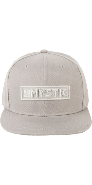 2018 Mystic The Local Cap Grey 180094