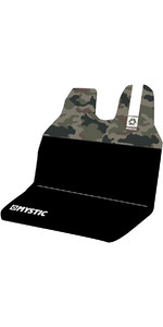 Mystic Car Seat Cover - Double - Black / Camo 150340