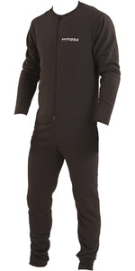 2019 Typhoon Lightweight Drysuit Underfleece Black 200101