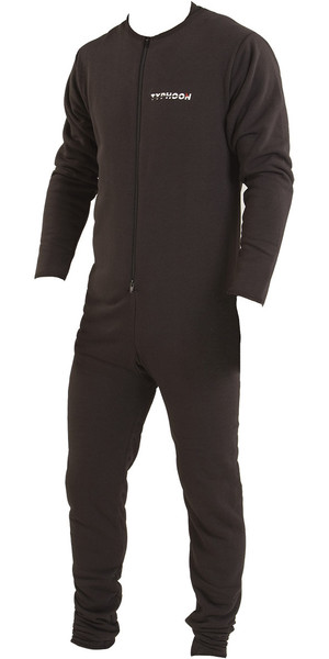 Typhoon JUNIOR Drysuit Underfleece Black 200101