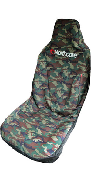 2019 Northcore Water Resistant Car Seat Cover CAMO NOCO05B