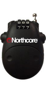 2020 Northcore Viper-X 2G Snowboard / Luggage Travel Lock NOCO13B