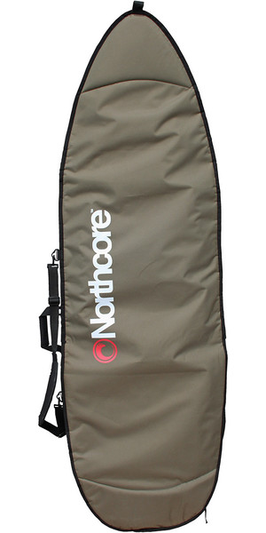 2019 Northcore Aircooled Board Jacket 7'0 Shortboard Bag OLIVE NOCO29