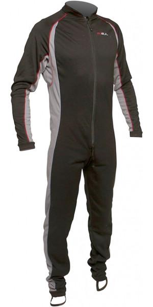 GUL Junior Pro Undersuit Black/Charcoal GM0333