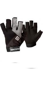 2018 Mystic Rash NEO Short Finger Glove Black 130455