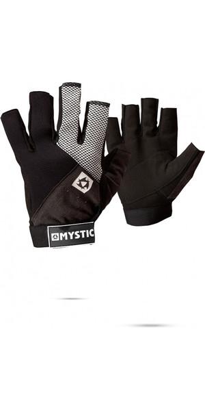 2019 Mystic Rash NEO Short Finger Glove Black 130455
