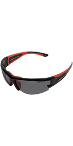2020 Gul CZ Race Floating Sunglasses BLACK / RED SG0002