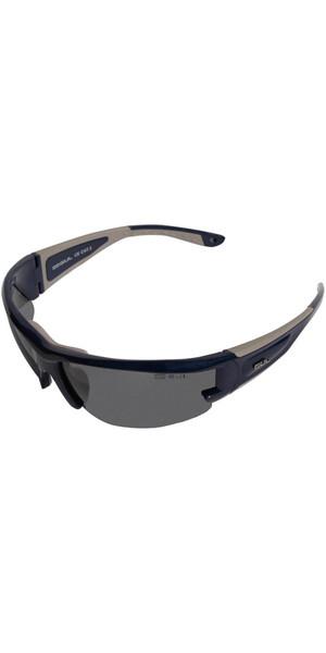2018 Gul CZ Race Floating Sunglasses NAVY / GREY SG0002