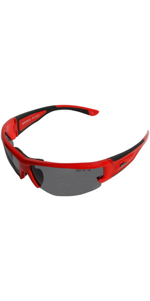 2018 Gul CZ Race Floating Sunglasses RED / BLACK SG0002