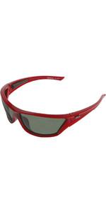 2019 Gul CZ React Floating Sunglasses Red / Black SG0003