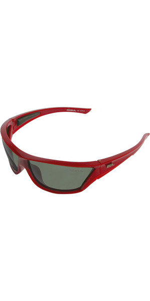 2018 Gul CZ React Floating Sunglasses Red / Black SG0003