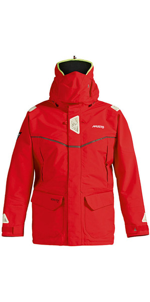 Musto MPX Offshore Jacket RED SM1513