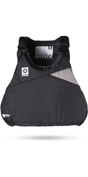 2018 Mystic Star Kitesurfing Impact & Floatation Vest Black 150550