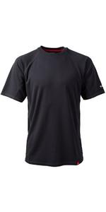 Gill Mens UV Tec Crew Neck T-Shirt CHARCOAL UV001