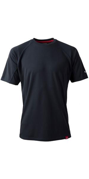 2018 Gill Mens UV Tec Crew Neck T-Shirt NAVY UV001