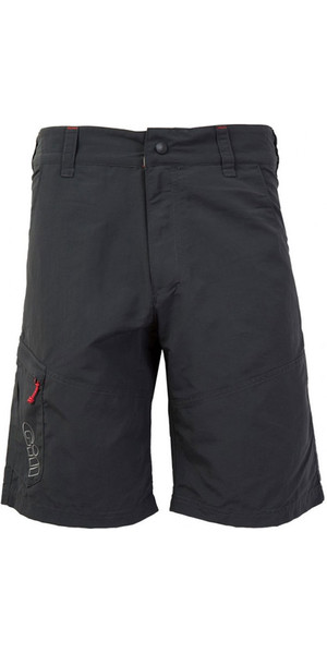 2018 Gill Mens UV Tec Shorts GRAPHITE UV005