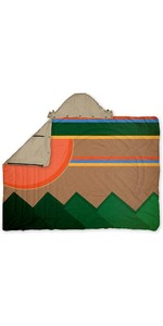 2020 Voited Recycled Ripstop Travel Blanket V20UN01BLPBT - Harvestmoon